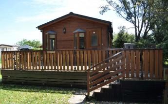 Wessex Coach House 40x13 2 bedroom 'Juniper Lodge'