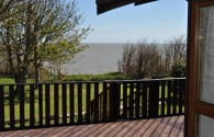 Heathcliff Lodge with a Direct Seaview! Thumbnail 6