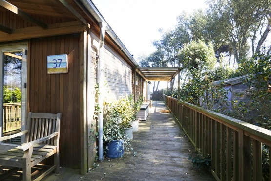 LODGE 37 - Luxury Lodge!! Dog Friendly With the most amazing sea view! Image 9