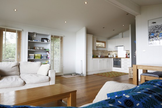LODGE 37 - Luxury Lodge!! Dog Friendly With the most amazing sea view! Image 14
