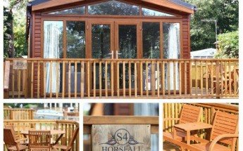 Omar Southwold 2 bedroom Lodge