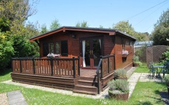 A lovely Traditional Holiday Lodge For Sale